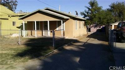 Bloomington Single Family Home For Sale: 10153 Church
