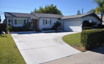Glendora Single Family Home For Sale: 240 W Carter Drive