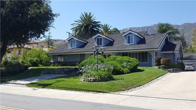 Upland Single Family Home For Sale: 645 W 25th Street
