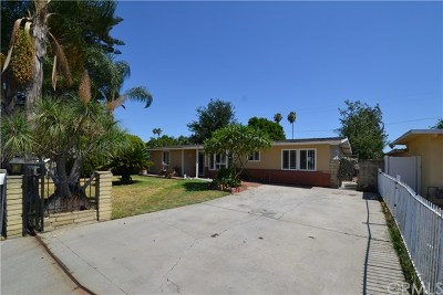 Covina Single Family Home For Sale: 16226 E Cypress Street E