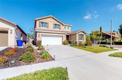 San Bernardino Single Family Home For Sale: 4001 Obsidian Road