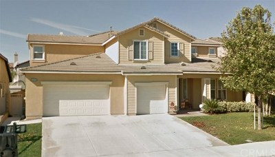 Eastvale Single Family Home For Sale: 6699 Everglades Street