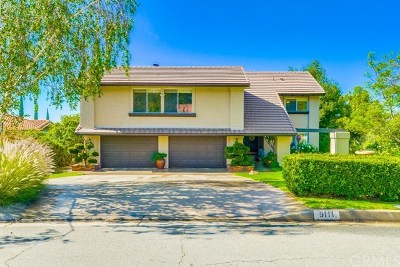 Rancho Cucamonga Single Family Home For Sale: 9111 Hidden Farm Road