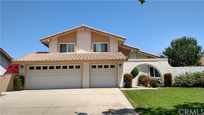 Upland Single Family Home Active Under Contract: 907 Gina Court