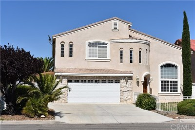 Victorville Single Family Home For Sale: 13745 Spring Valley