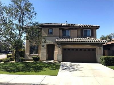 Fontana Single Family Home For Sale: 16826 Somerset Lane