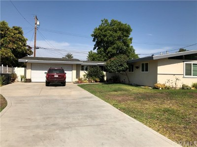 West Covina Single Family Home For Sale: 414 S Fircroft Street