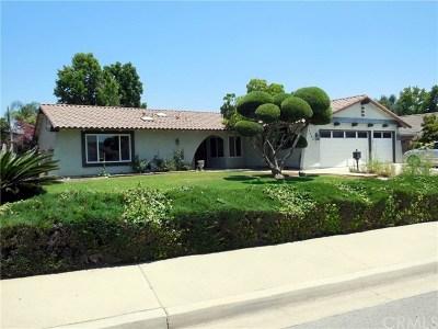 La Verne Single Family Home For Sale: 1163 Oak Knoll Terrace