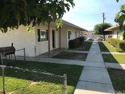 Victorville Multi Family Home For Sale: 15449 Morada Road