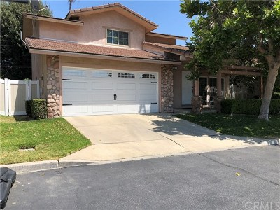 Azusa Single Family Home For Sale: 642 Heritage Court