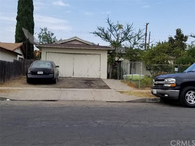 La Puente Single Family Home For Sale: 14639 Rath Street