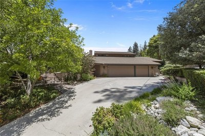 Redlands Single Family Home For Sale: 1217 Sunnyside Avenue