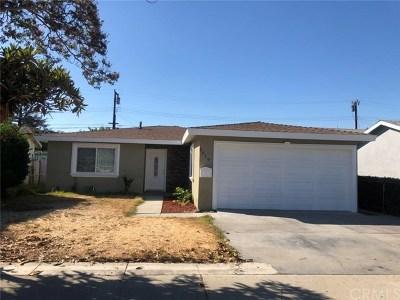 Baldwin Park Single Family Home For Sale: 3519 Millbury Avenue