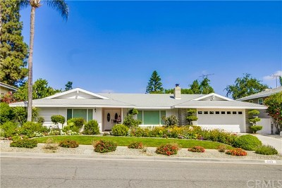 Corona Single Family Home For Sale: 649 Greengate Street