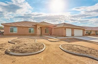Hesperia Single Family Home For Sale: 7912 Royce Avenue