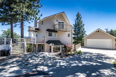 Lake Arrowhead Single Family Home For Sale: 27512 Matterhorn Drive