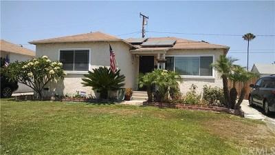 Pico Rivera Single Family Home For Sale: 9785 Sunglow Street