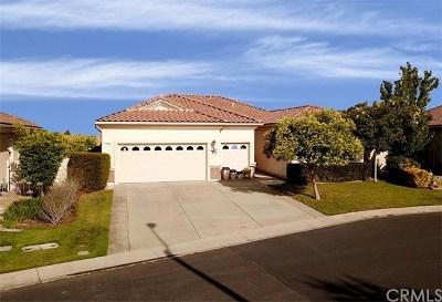 Beaumont Single Family Home For Sale: 1795 Desert Poppy Lane