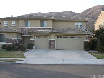Yucaipa Single Family Home For Sale: 33726 McKenny Place