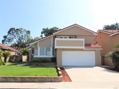 Pomona Single Family Home For Sale: 12 Deer Creek Road