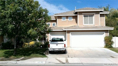 Menifee Single Family Home For Sale: 29755 Desert Jewel Drive