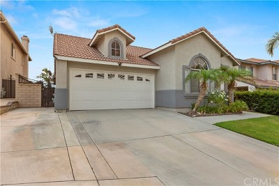 Rancho Cucamonga Single Family Home For Sale: 7139 Aloe Court
