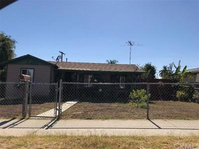 La Habra Single Family Home For Sale: 605 N Harbor Boulevard