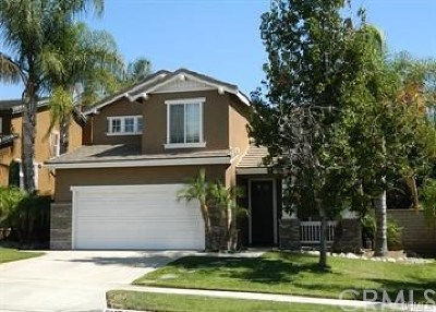 Rancho Cucamonga Rental For Rent: 6699 Summerstone Court