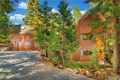 Lake Arrowhead Single Family Home For Sale: 484 Cedar Ridge Drive