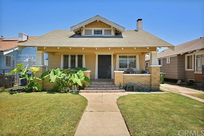 Los Angeles Single Family Home For Sale: 5100 2nd Avenue