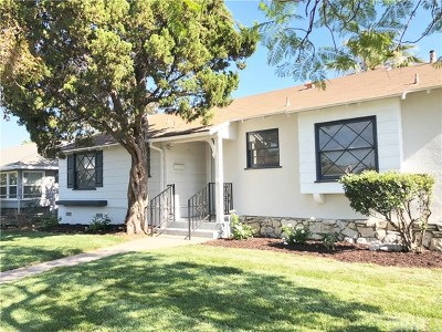 North Hills Single Family Home For Sale: 16438 Plummer Street