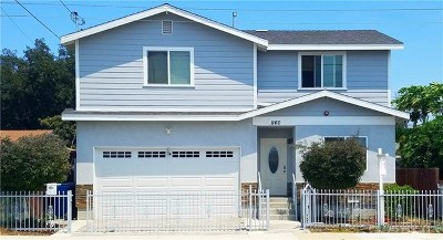 Pomona Single Family Home For Sale: 1160 S Park Avenue