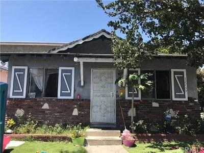 Baldwin Park Multi Family Home For Sale: 12761 Valens Street