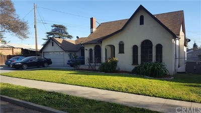 Pomona Single Family Home For Sale: 685 Burdick Drive