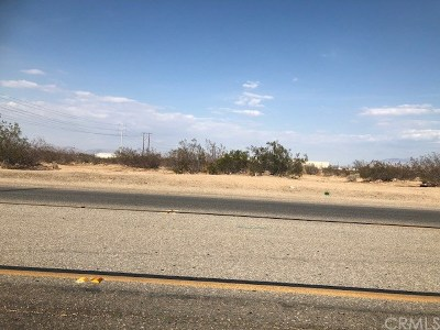 Victorville CA Residential Lots & Land For Sale: $699,000