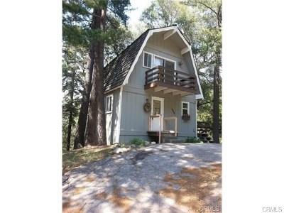 Crestline Single Family Home For Sale: 989 Calanda Drive