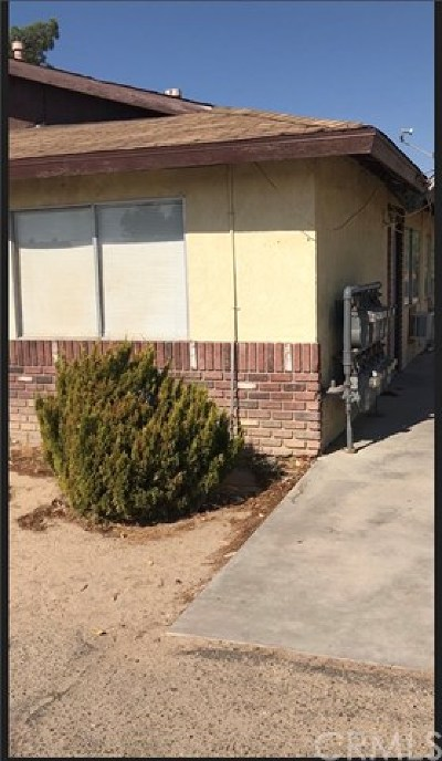 Hesperia Multi Family Home For Sale: 11938 1st Avenue