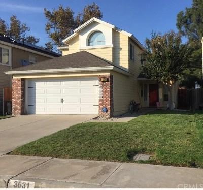 Ontario Single Family Home For Sale: 3631 Floxglen