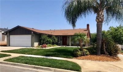 Rancho Cucamonga Single Family Home For Sale: 6901 Verdet Court