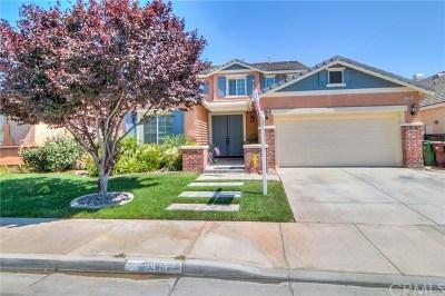 Menifee Single Family Home For Sale: 29192 Celestial Drive