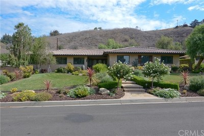 Glendora Single Family Home For Sale: 2619 Country Club Drive