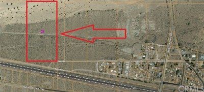 Newberry Springs Residential Lots & Land For Sale: Mojave Road