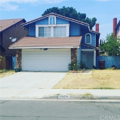 Moreno Valley Single Family Home For Sale: 23324 Breezy Way