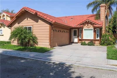 San Bernardino Single Family Home For Sale: 1841 Ambrosia Way
