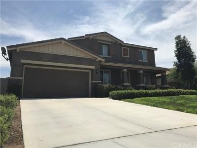 Menifee Single Family Home For Sale: 30544 Saddlehorn