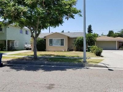 Norwalk Single Family Home For Sale: 15113 Roseton Avenue