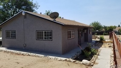 Rancho Cucamonga CA Single Family Home For Sale: $375,000