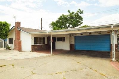 Baldwin Park Single Family Home For Sale: 4645 Stewart Avenue