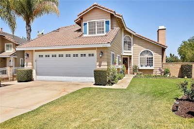 Chino Hills Single Family Home For Sale: 3100 Cove Landing Road