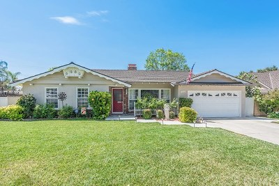 Glendora Single Family Home For Sale: 1002 E Whitcomb Avenue